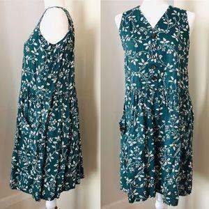 Vintage Esprit loose fitting adorable smock dress